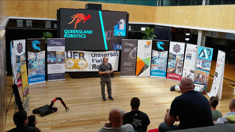 QTX Showcase Event