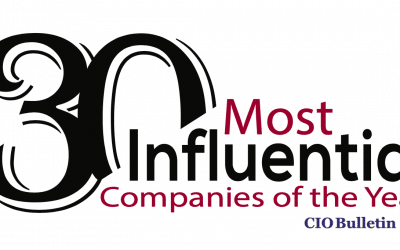 CIO Bulletin 30 Most Influential Companies of the Year 2020